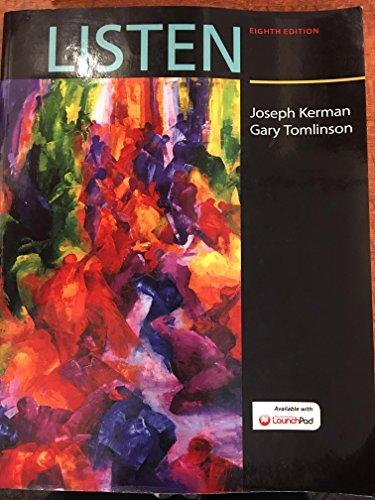 LISTEN 8TH.ED. KERMAN I.E. Kerman