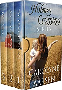 Holmes Crossing Series: Books 1, 2, 3