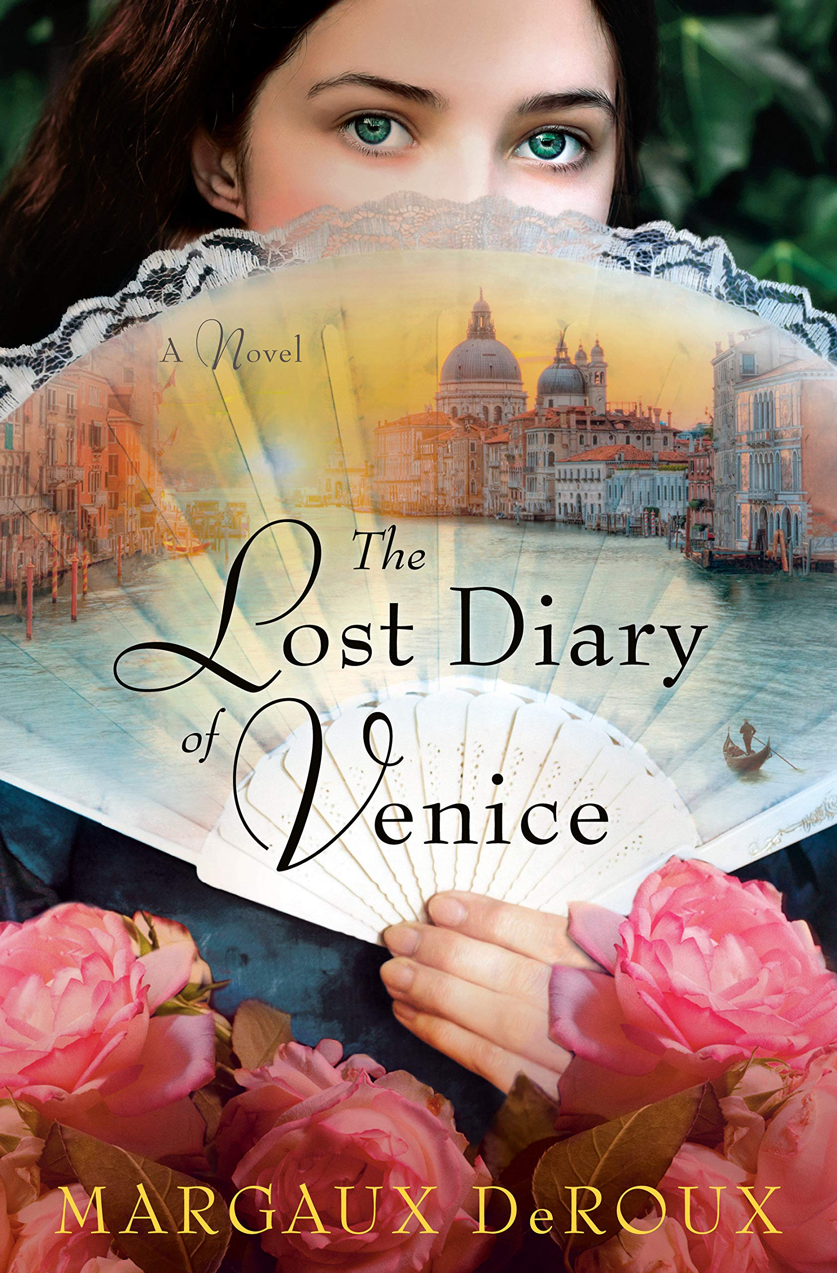 The Lost Diary of Venice - Margaux DeRoux