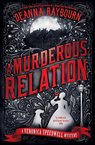 A Murderous Relation (Veronica Speedwell, #5)
