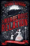 Book cover for A Murderous Relation (Veronica Speedwell, #5)