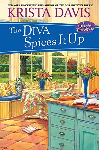 The Diva Spices It Up - Krista Davis