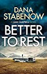 Better To Rest (Liam Campbell, #4)