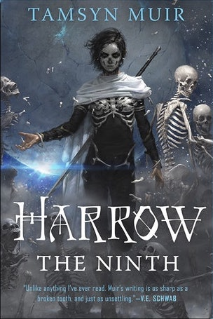 Harrow the Ninth (The Locked Tomb, #2)