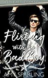 Flirting with the Bad Boy (Love at the gym Book 3)