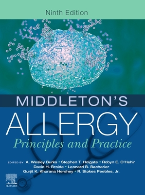 Middleton's Allergy E-Book: Principles and Practice