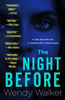 The Night BeforebyWendyWalker