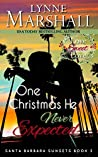 One Christmas He Never Expected (Santa Barbara Sunsets book #3)