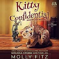 Kitty Confidential (Pet Whisperer P.I., #1)