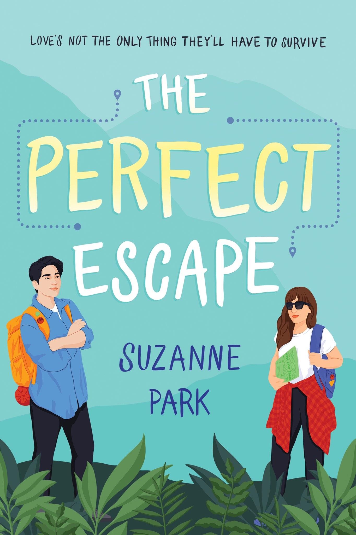 The Perfect Escape by Suzanne Park