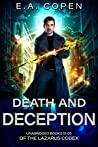 Death and Deception: Death Rites, Organ Grind, Shallow Grave, Knight Shift, and Death Match (The Lazarus Codex #1-5)