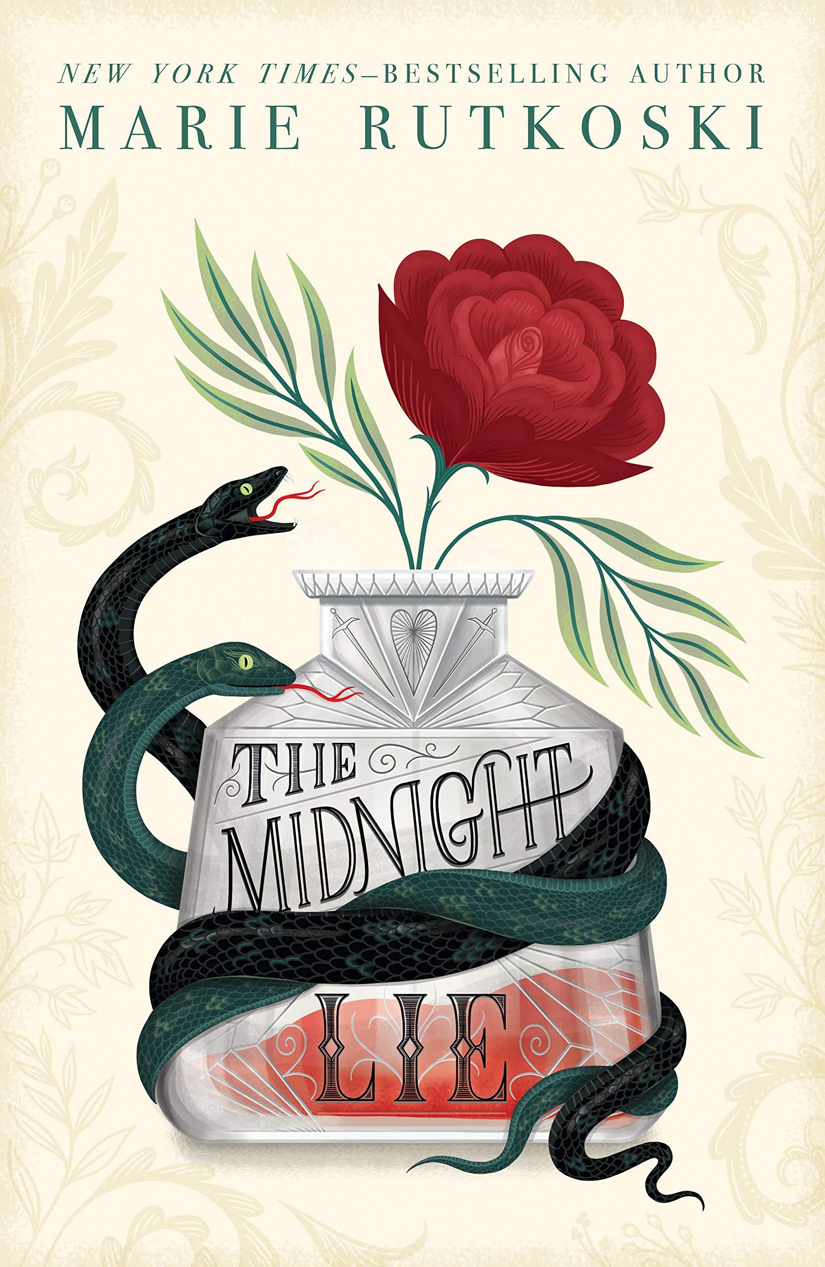 The Midnight Lie (The Midnight Lie 1) - Marie Rutkoski