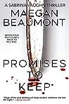 Promises to Keep (Sabrina Vaughn Thriller series Book 3)
