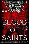 Blood of Saints (The Sabrina Vaughn Thriller series Book 4)