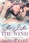 She's Like The Wind (Angel Sands #2)