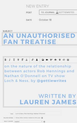 An Unauthorised Fan Treatise