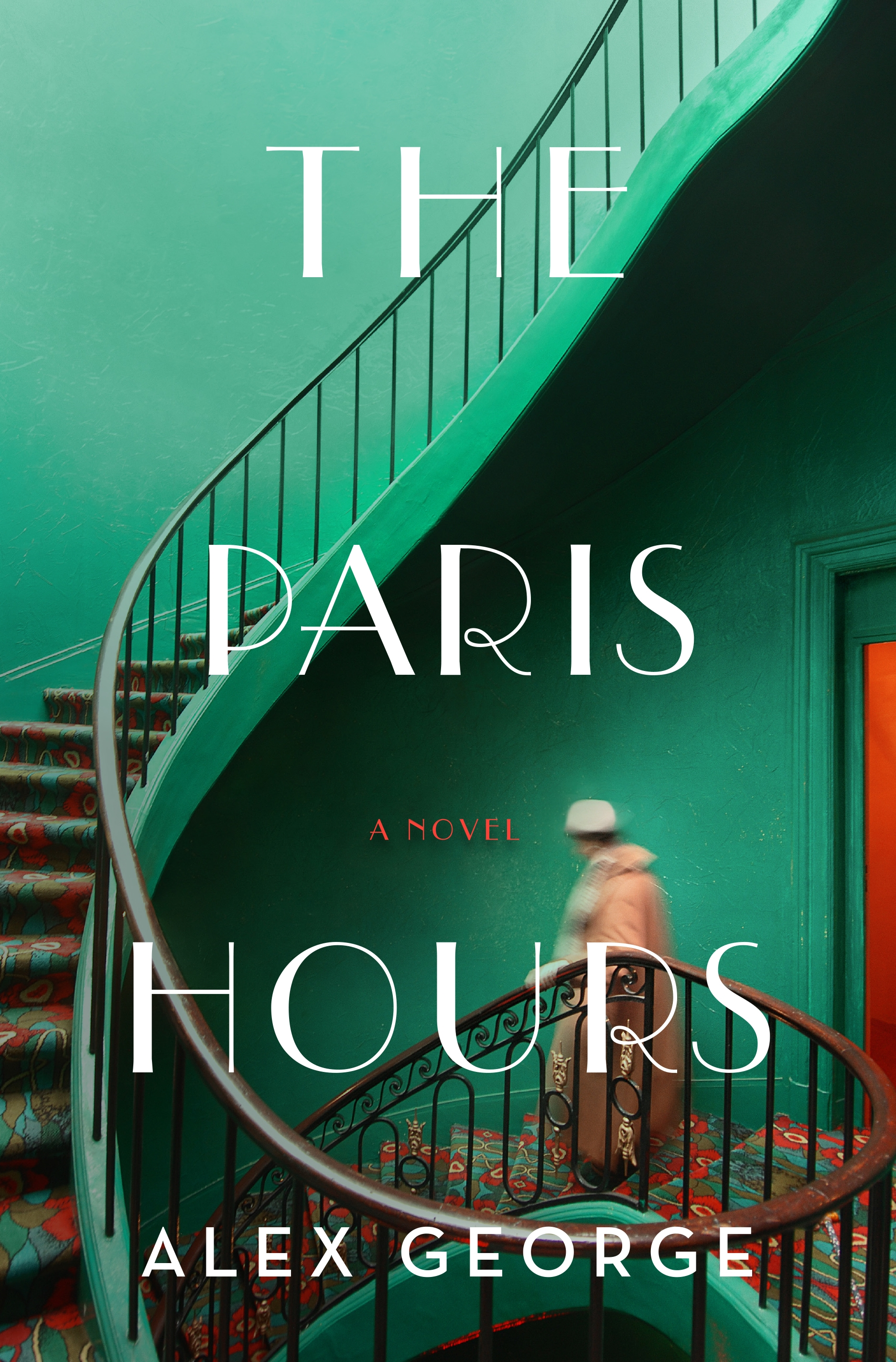 The Paris Hours - Alex George