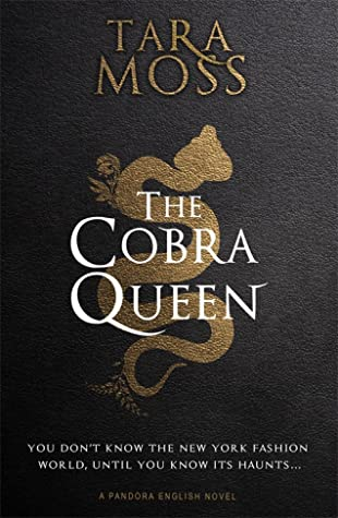 The Cobra Queen (Pandora English, #4)