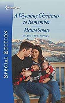 A Wyoming Christmas to Remember by Melissa Senate