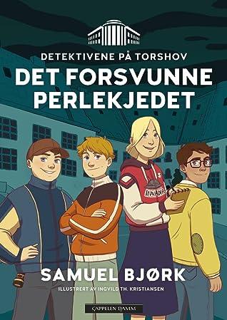 Det forsvunne perlekjedet (Detektivene på Torshov, #1)