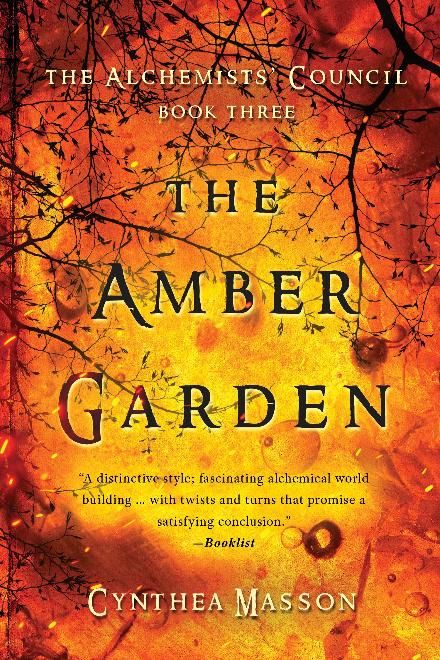 The Amber Garden
