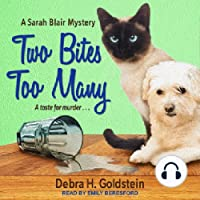 Two Bites Too Many (Sarah Blair Mystery #2)