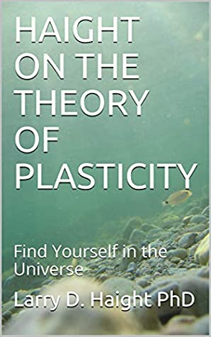 HAIGHT ON THE THEORY OF PLASTICITY: Find Yourself in the Universe (Mind, Body and Spirit Book 1)