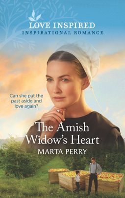The Amish Widow's Heart (Brides of Lost Creek #4)