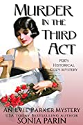 Murder in the Third Act (Evie Parker Mystery #6)