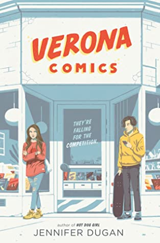 The book cover of Verona Comics.