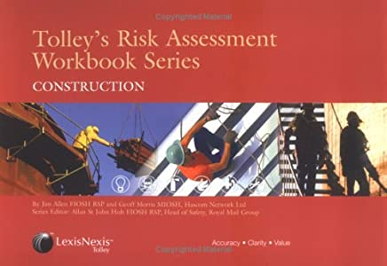 Tolley's Risk Assessment Workbook Series: Construction