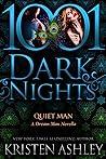 Book cover for Quiet Man (Dream #0.5; Dream Man #4.5)