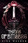 Throne of Embers (Bleeding Realms: Dragon Blessed #3)