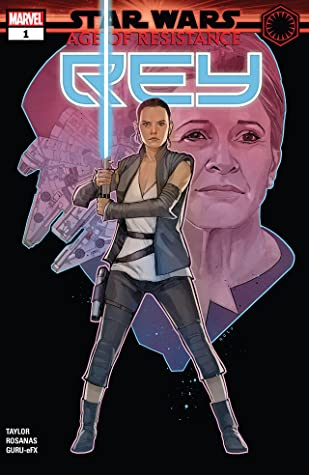 Star Wars: Age of Resistance - Rey #1