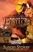 Shelter for Penelope (Badge of Honor: Texas Heroes #15)