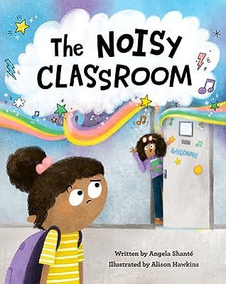 The noisy classroom cover art