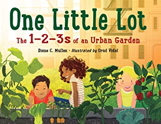 One Little Lot cover art with link to Goodreads page