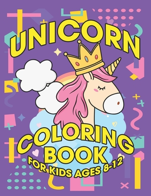 Unicorn Coloring Book: Arts and Crafts Unicorn Coloring ...