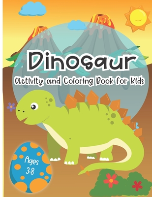 Printable Dinosaur Coloring Page - Design Eat Repeat | 400x309