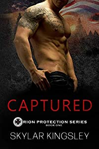 CAPTURED (Orion Protection, #1)