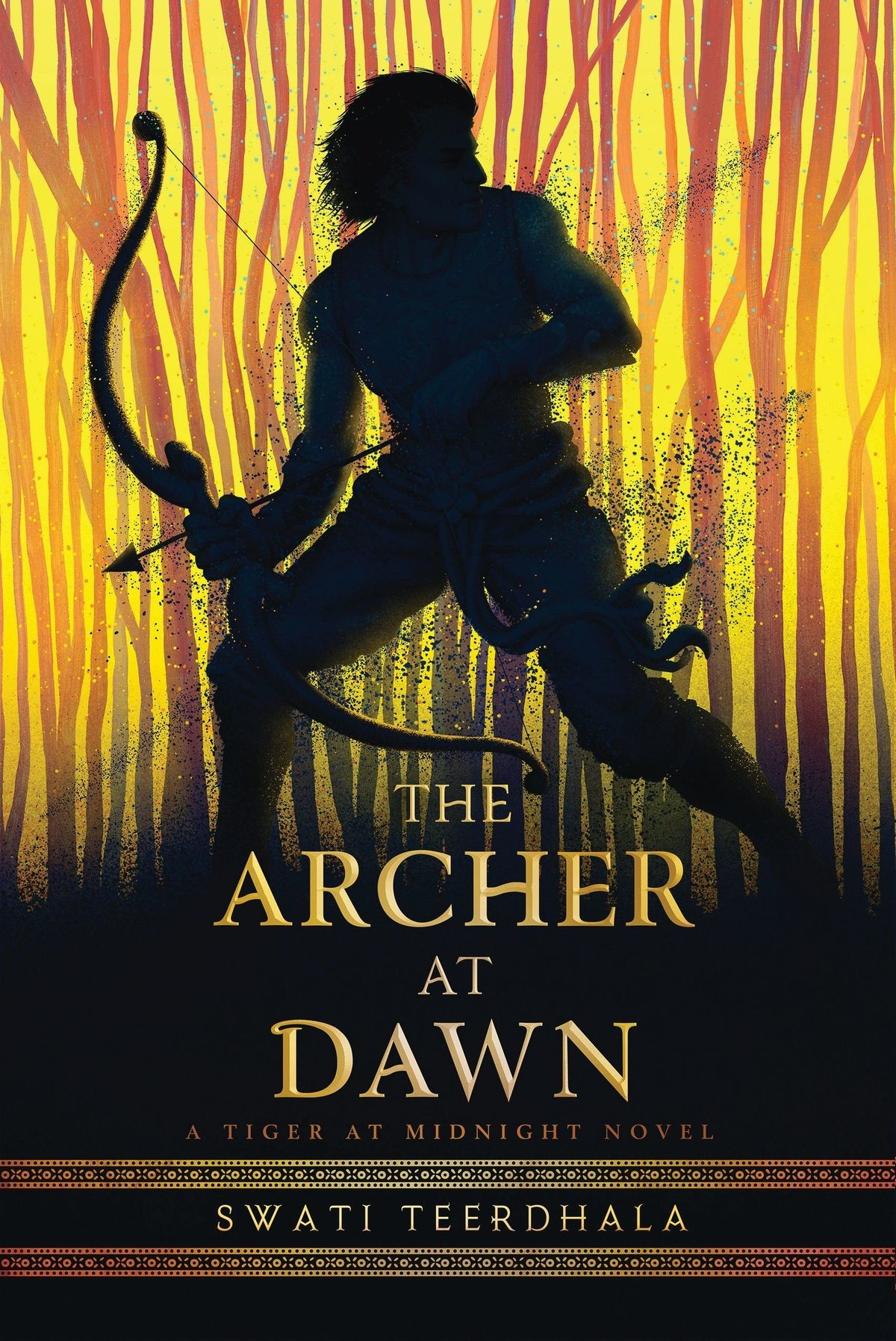 The Archer at Dawn (The Tiger at Midnight Trilogy 2) - Swati Teerdhala