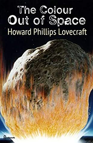 Cover of The Colour Out of Space by H. P. Lovecraft