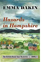 Hazzards in Hampshire (A British Book Tour Mystery 1)
