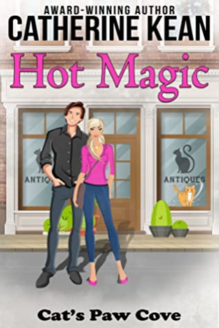 Hot Magic (Cat's Paw Cove #5)