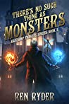 There's No Such Thing As Monsters (Gaslamp Faeries #1)