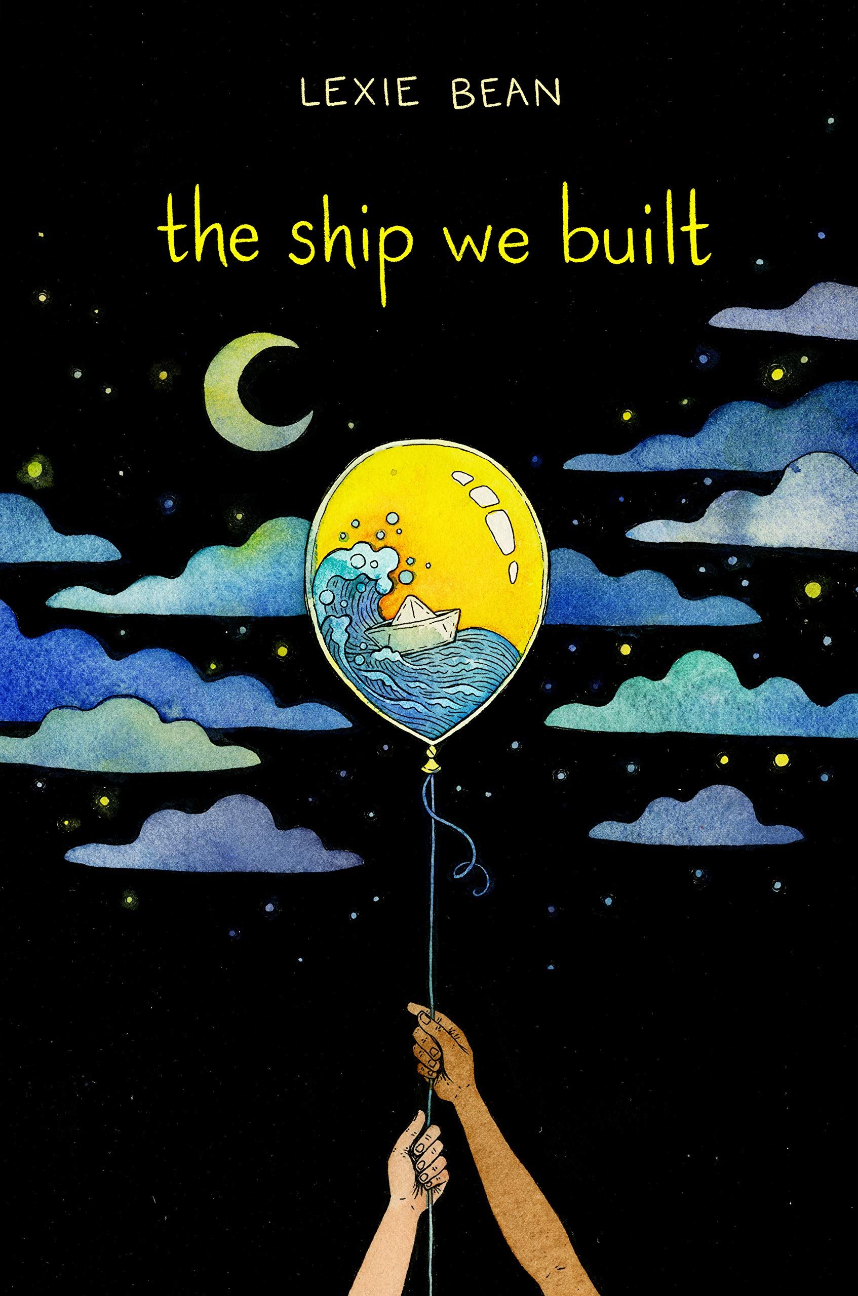 The Ship We Built - Lexie Bean