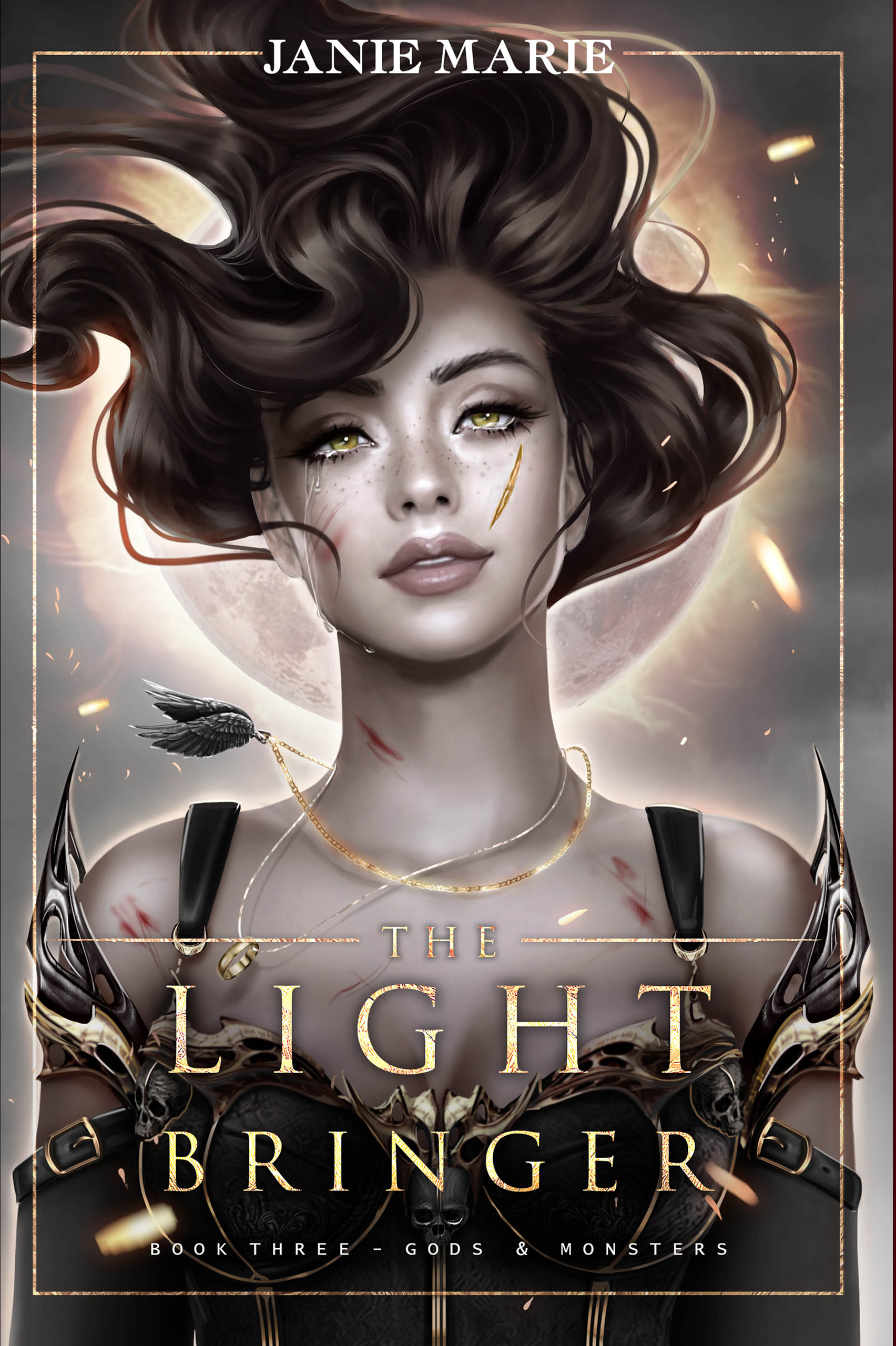 The Light Bringer  Gods & Monst - Janie Marie