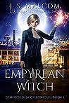 Empyrean Witch (Demigoddess Chronicles, #1)