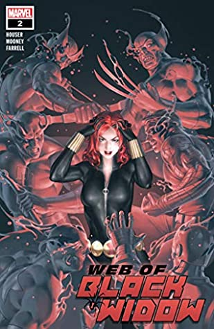 The Web Of Black Widow (2019-) #2