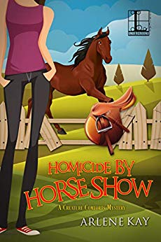 Homicide by Horse Show (Creature Comforts #2)